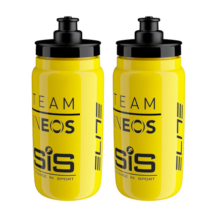 Team INEOS Yellow Edition Fly Bottle Bundle