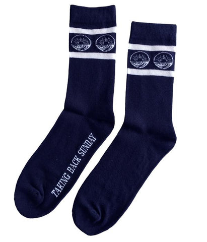Taking Back Sunday Tidal Wave Socks