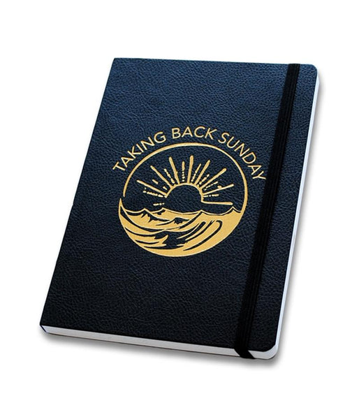 Taking Back Sunday Tidal Wave Notebook Bundle