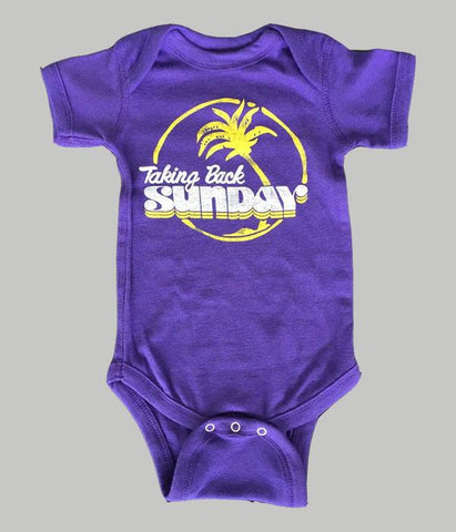 Taking Back Sunday Palm One Piece