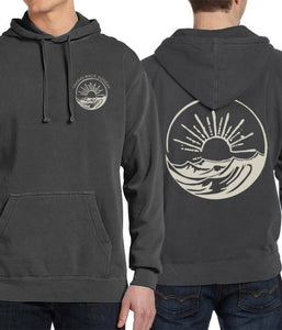 Taking Back Sunday Tidal Wave Pullover Hooded Sweatshirt