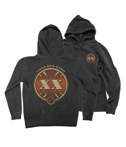 Taking Back Sunday XX Hooded Sweatshirt