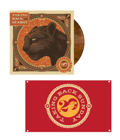 Taking Back Sunday Twenty Bundle #2 *PREORDER SHIPS 01/11/19