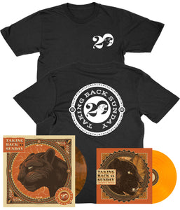 Taking Back Sunday Twenty Bundle #3 *PREORDER SHIPS 01/11/19