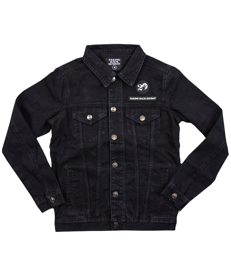 Taking Back Sunday Denim Jacket