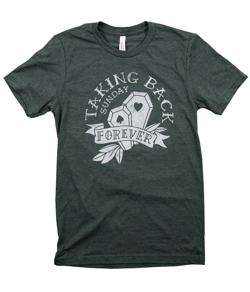 Taking Back Sunday Forever Shirt
