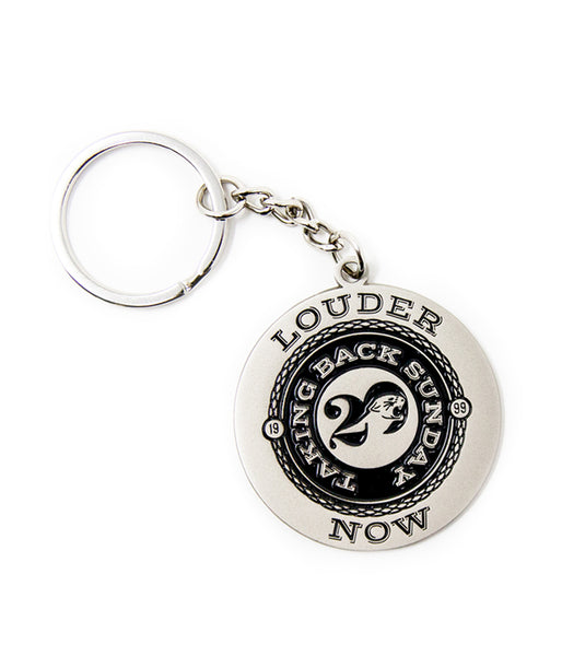 Taking Back Sunday Where You Want To Be / Louder Now Keychain