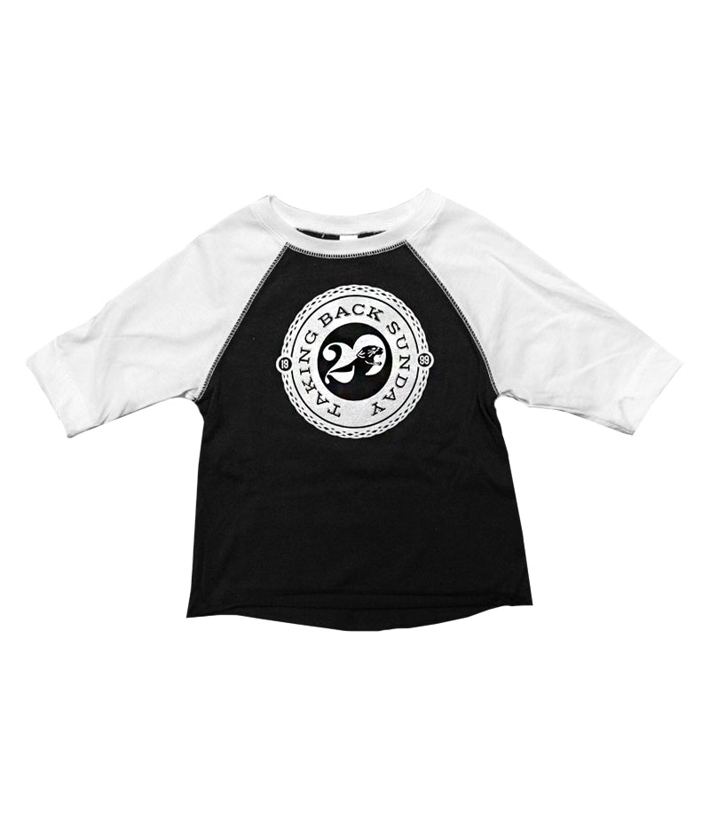 Taking Back Sunday 20 Toddler Raglan
