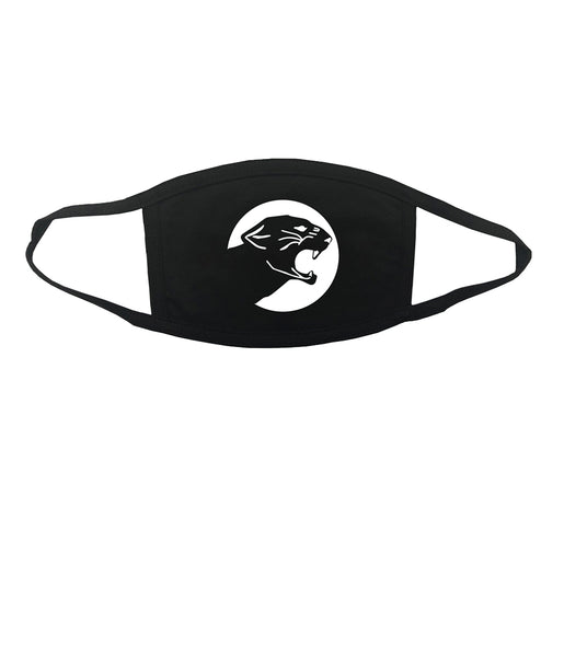 Taking Back Sunday Panther Mask