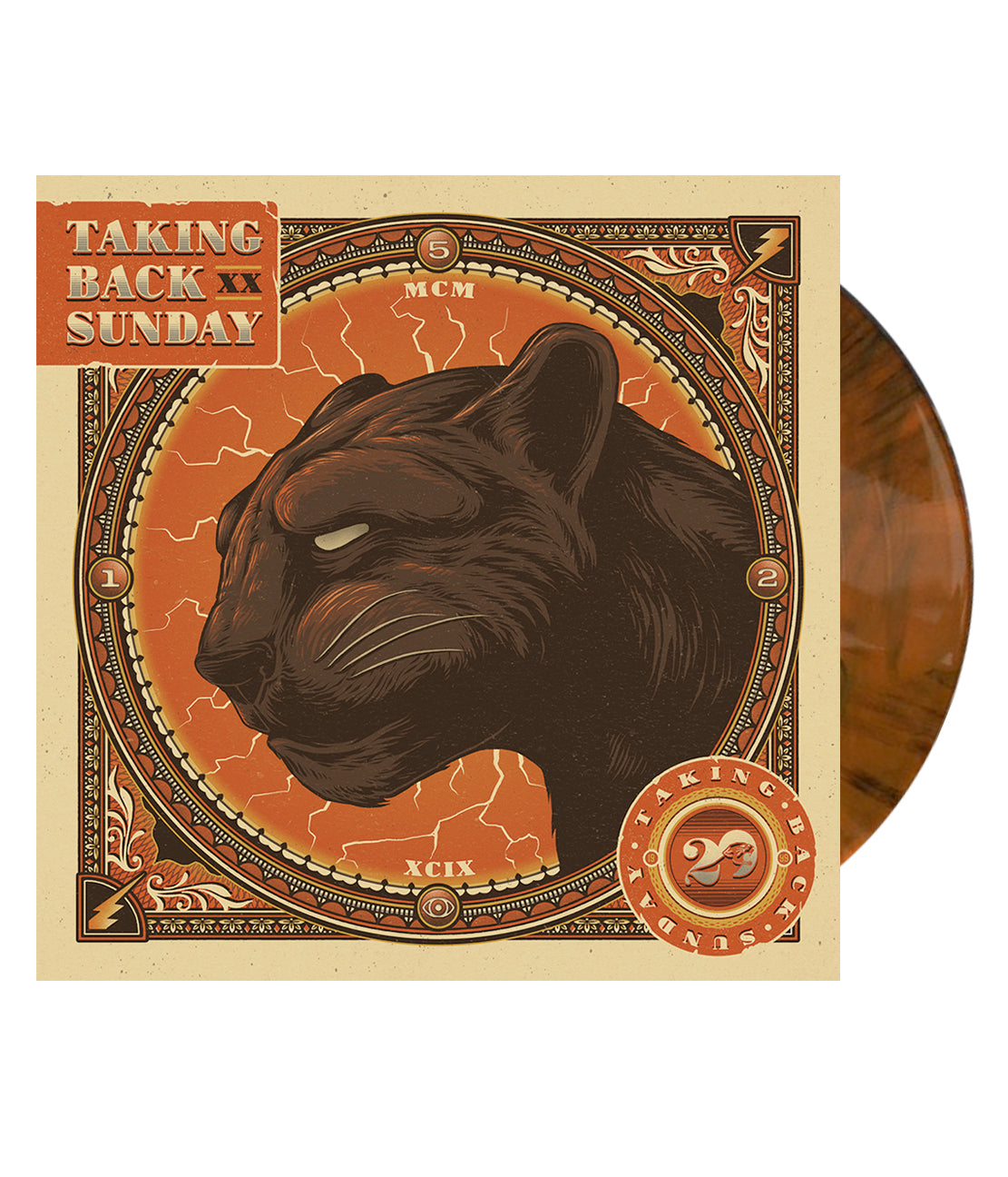 Taking Back Sunday - Twenty Double Vinyl *PREORDER SHIPS 01/11/19