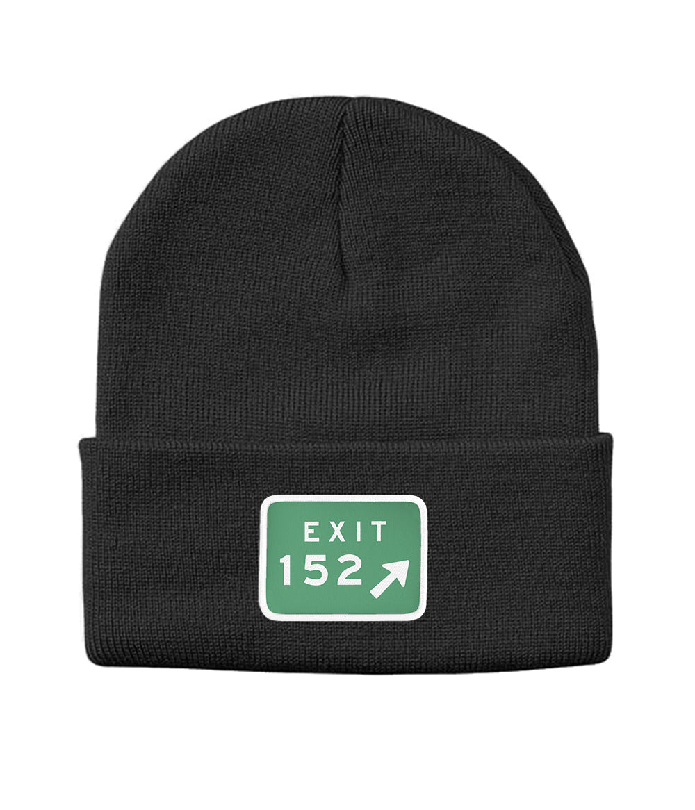 Taking Back Sunday Exit 152 Beanie