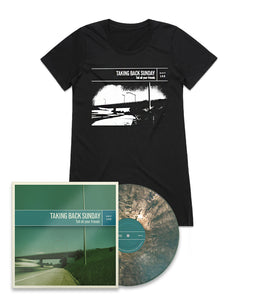 Taking Back Sunday Tell All Your Friends Remastered Vinyl Bundle #2