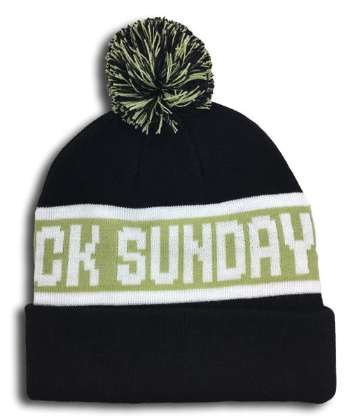 Taking Back Sunday Tidal Wave Pom Beanie