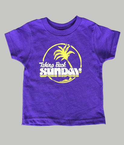 Taking Back Sunday Palm Toddler Shirt