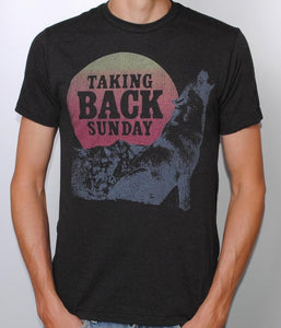 Taking Back Sunday Wolf Shirt
