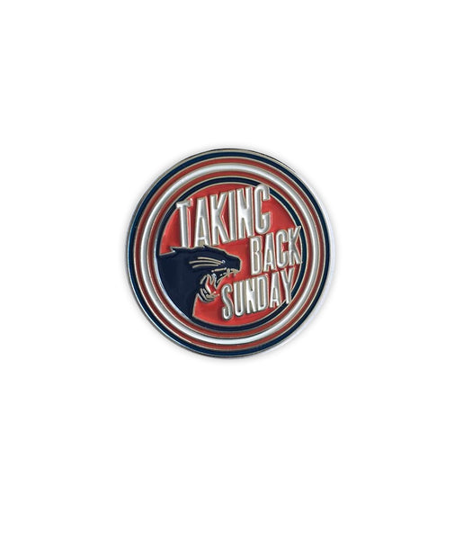 Taking Back Sunday Everyone Is Doing It Pin Set