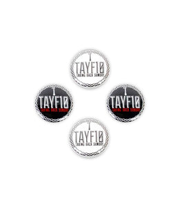 Taking Back Sunday TAYF10 Button Pack