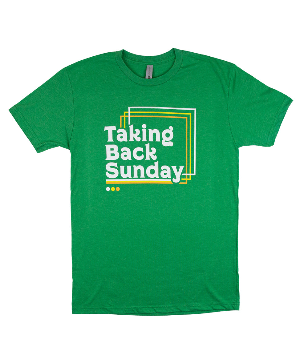 Taking Back Sunday Boxes Shirt