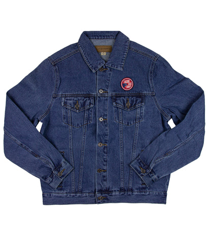 Taking Back Sunday Eternal Denim Jacket