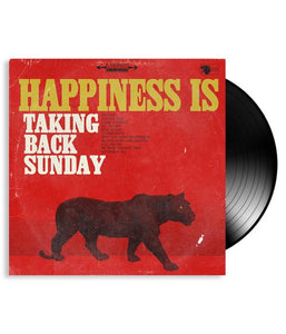 Taking Back Sunday - Happiness Is Vinyl