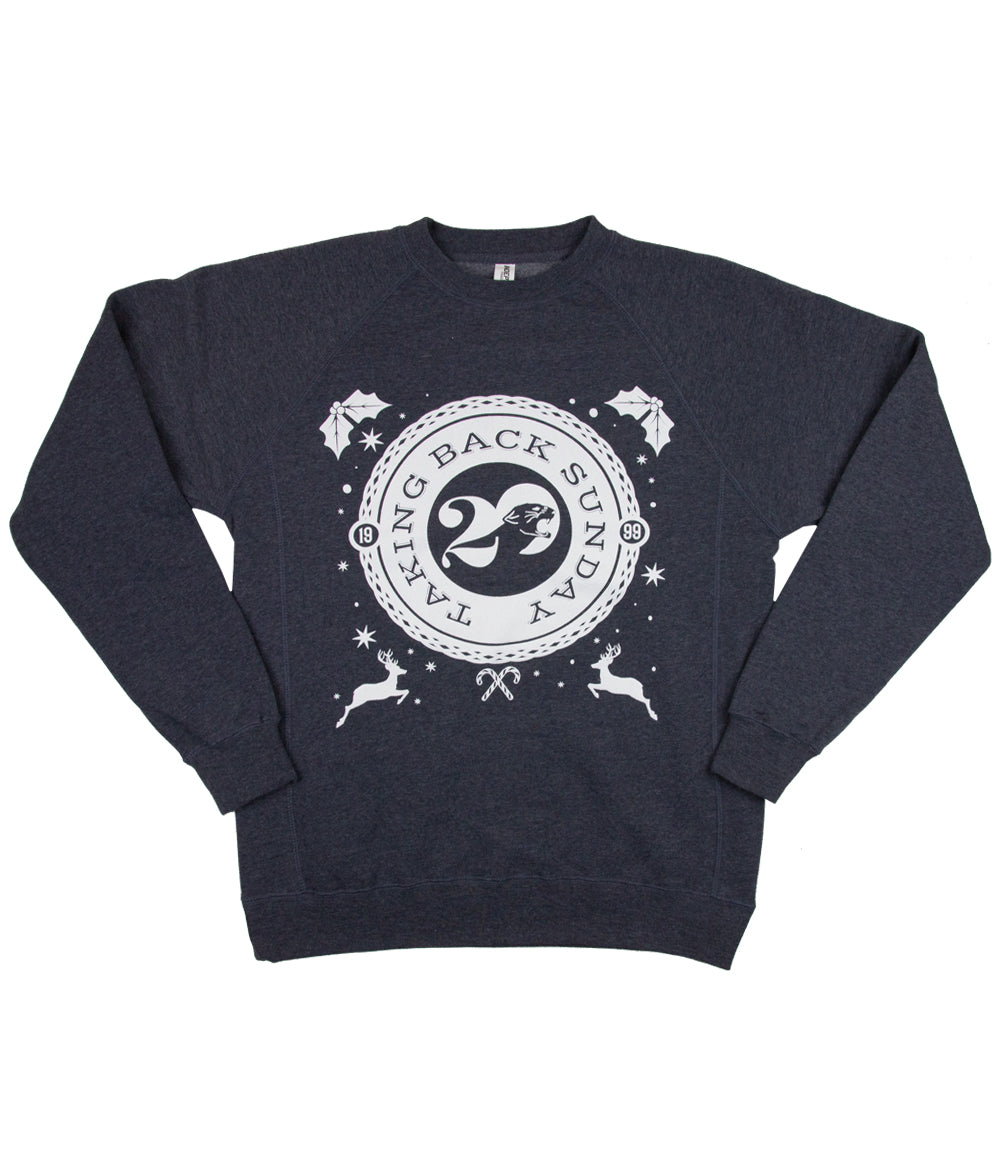 Taking Back Sunday 2018 Holiday Crewneck Sweatshirt