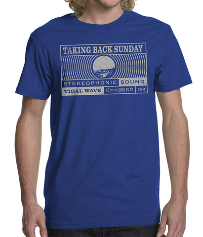 Taking Back Sunday Label Shirt