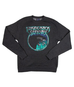 Taking Back Sunday Retro Crewneck Sweatshirt