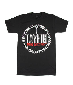 Taking Back Sunday TAYF10 Tour Shirt