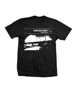 Taking Back Sunday Tell All Your Friends Cover Shirt