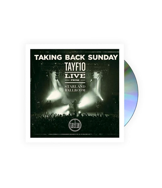 Taking Back Sunday TAYF10: Live / Acoustic (2 DVD Set)