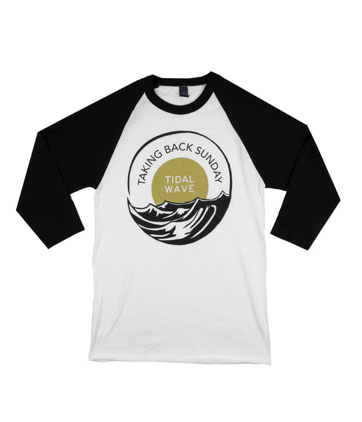 Taking Back Sunday Tidal Wave Tour Raglan