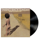 Taking Back Sunday - Where You Want to Be Vinyl (Black) **PREORDER - SHIPS MAY 21