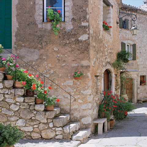 Afternoon Quiet- Provence, France