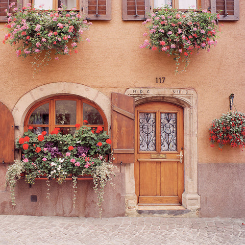 Alsace Cottage- Alsace, France