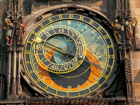 Astronomical Clock- Prague, Czech Republic