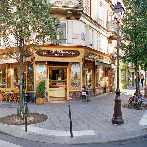 Au Petit Versailles- Paris(Marais District), France
