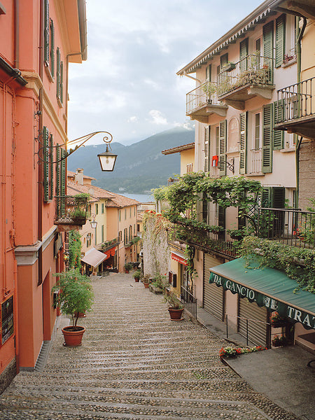 Bellagio Stairs-Bellagio (Lake Como), Italy