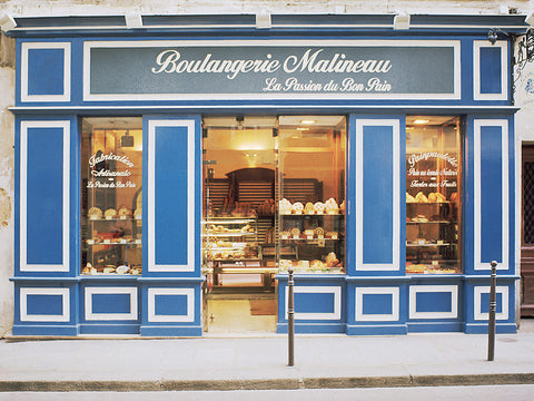 Boulangerie Malineau- Paris(Marais District), France