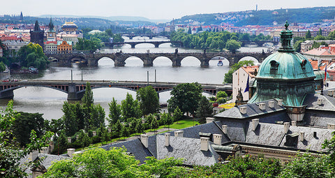 Bridges of Prague- Prague, Czech Republic