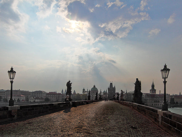 Charles Bridge- Prague, Czech Republic