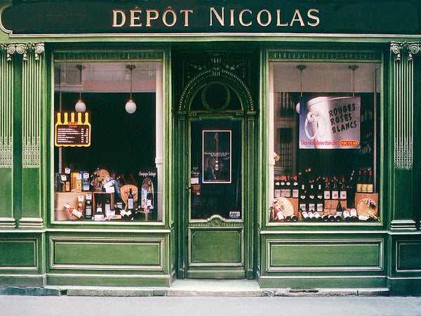Depot Nicolas- Paris(Ile St Louis) France