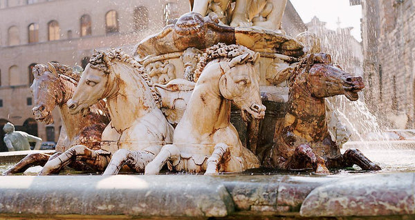 Four Horses- Florence, Italy