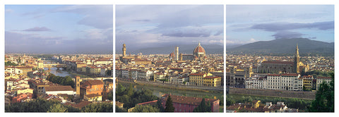 Florence Dawn Trilogy- Florence, Italy