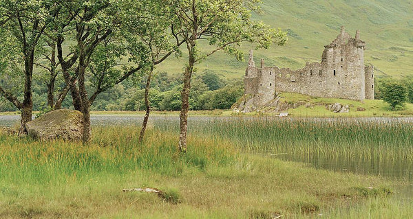 Kilchurn Castle- Loch Awe, Scotland