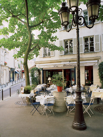 La Maison- Paris(Left Bank), France
