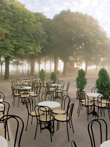 Morning in the Park-Domme(Dordogne), France