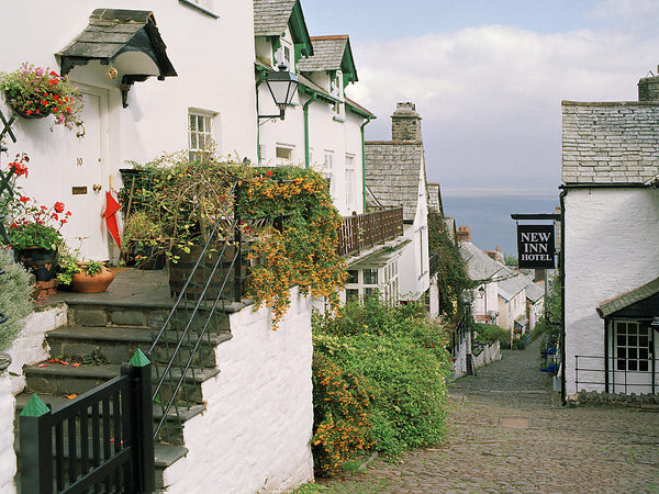 New Inn Hotel- Clovelly(Devon), England