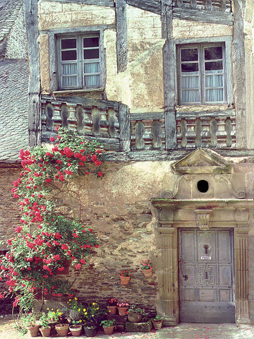 Prive- Conques(Aveyron), France