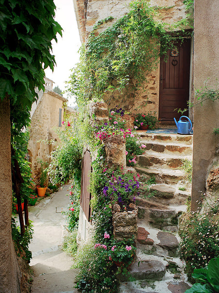 Provence Stairs- Provence, France