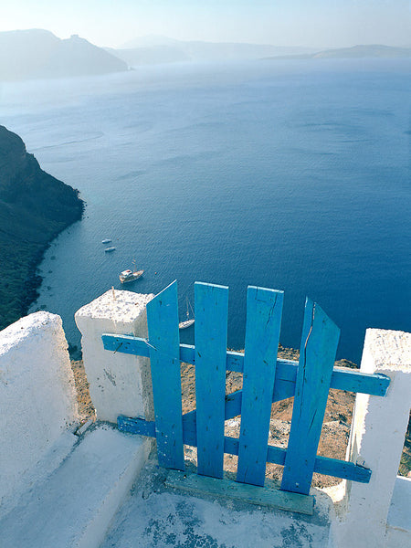 Sea Gate - Santorini, Greece